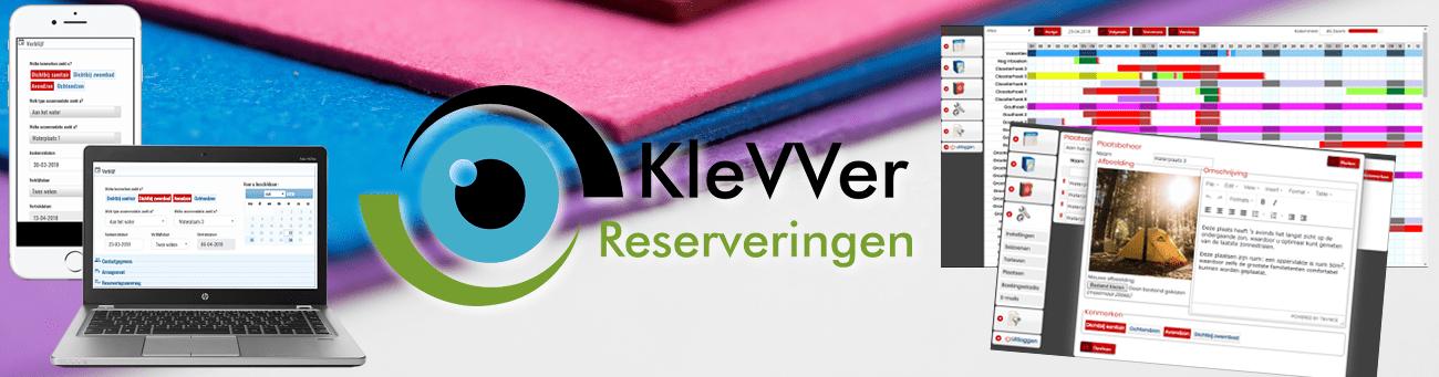 KleVVer Reserveringen